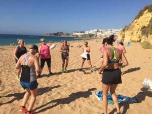 May 2nd - 9th 2020 (Portugal - Self Catering- Shared Twin Room) Motivate Bootcamp