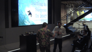 Surfing to Success IFMA