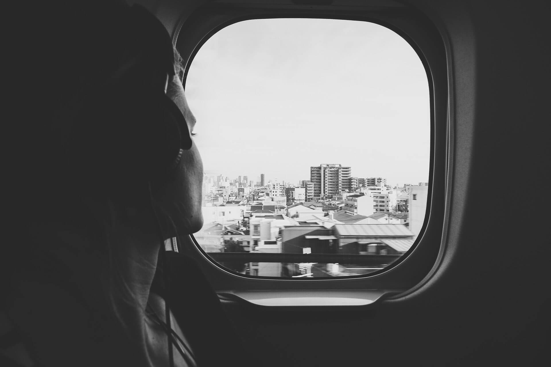 Inspiration by experiencing airplane - Motivation N You- Blogs 2017