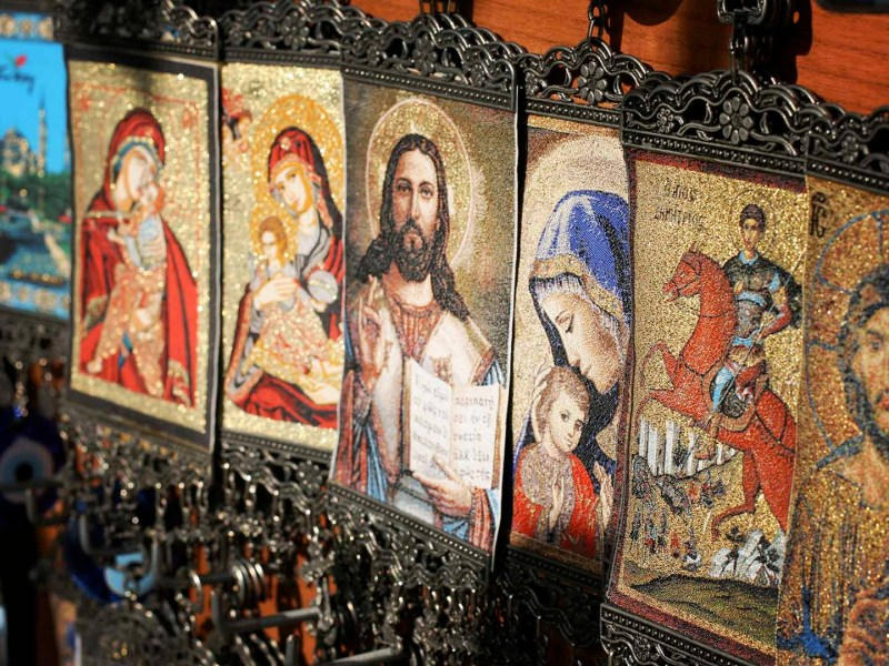 First Traces of Christianity in Turkey
