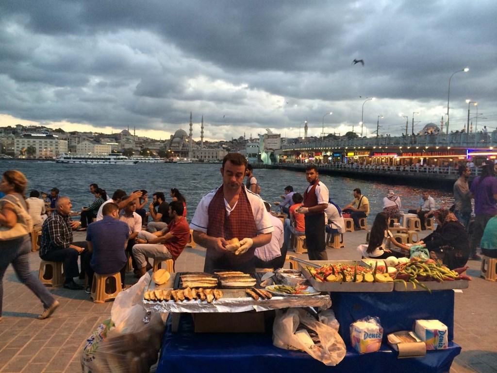 Street Foods in Istanbul