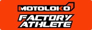 Factory athlete support programme 2021 logo