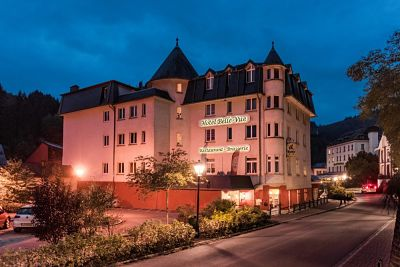 Hotel Bellevue - onze hotels - Moto Maestro Motortrainingen