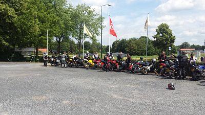Motorroutes in Nederland - Cursisten - Moto Maestro Motortrainingen