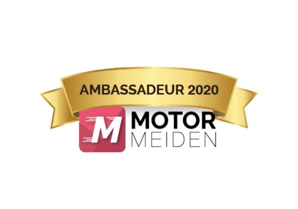 Ambassadeur Motormeiden Moto Maestro Motortrainingen