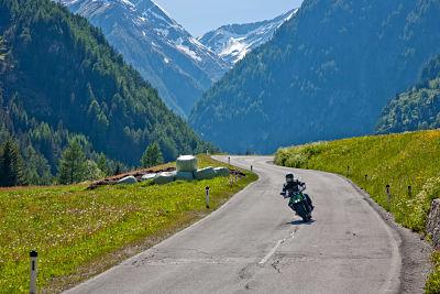 Bergtraining motor - Moto Maestro Motortrainingen