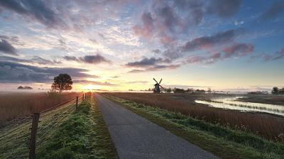 Motorroutes in Noord-Holland - Moto Maestro Motortrainingen.