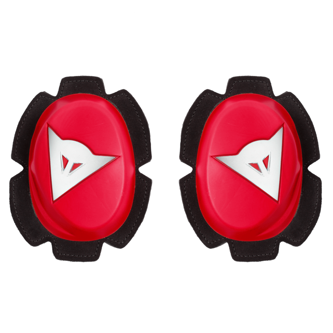 Dainese Pista Knee Slider - Rouge/Gris Image