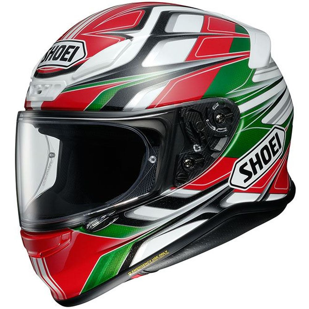 Shoei NXR RUMPUS TC-4 Image