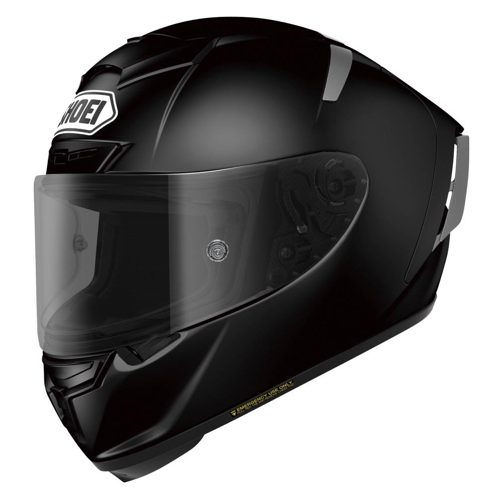 Shoei X-Spirit III Black MATT Image