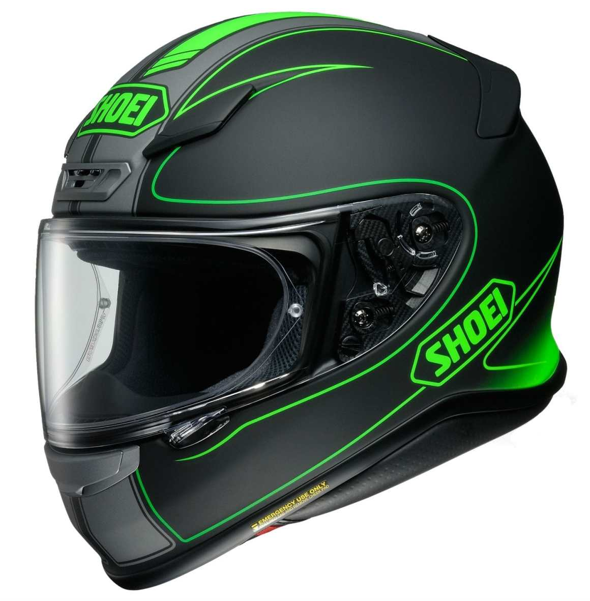 Shoei NXR Flagger TC-4 Image