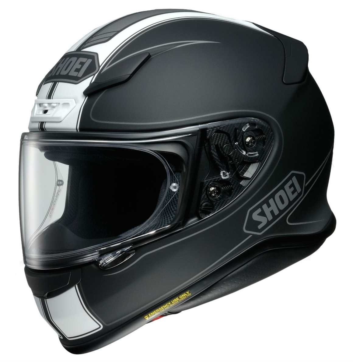 Shoei NXR Flagger TC-5 Matt Image