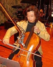 柏木広樹 (Cello)