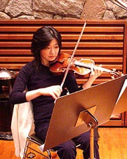 高橋香織 (Violin)