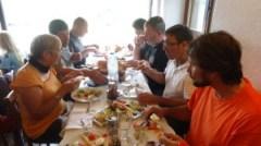 restaurant pyrenees, moto pyrenees restaurant