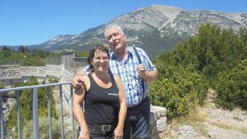 Moto-Pyrénées point de vue
