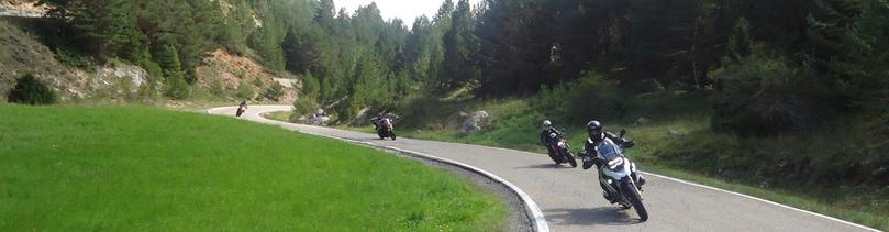 Moto Pyrénées promo septembre