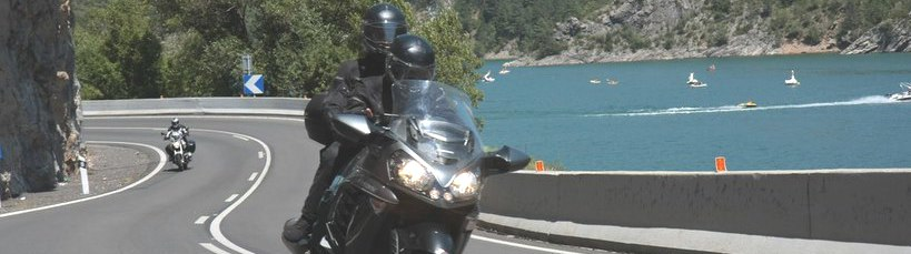 Moto Pyrénées