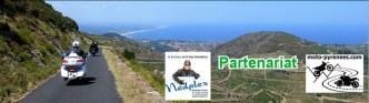Le bonheur au fil des kilomètres, avec Moto Pyrénées et Nedplex