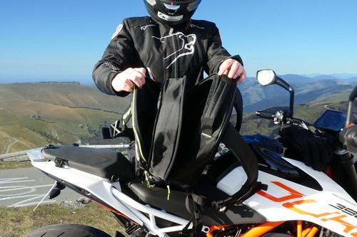 Bagster sac à dos moto d'une marque française