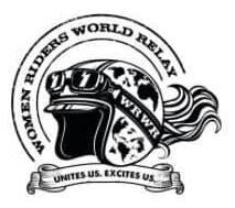 Women Riders World Relay : logo WRWR