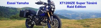 essai complet de la Yamaha XT1200ZE Super TénéréRaid Edition