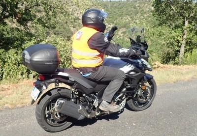merveilleux paysages avec Moto-Pyrénées