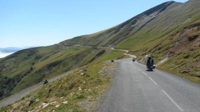 des cols mythiques des Pyrénées