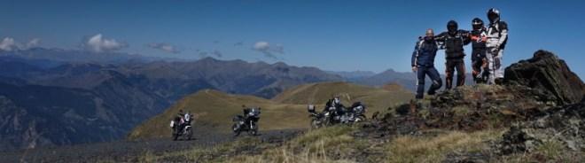 saison moto 2020 Moto-Pyrénées balades moto et tout terrain dans les Pyrénées