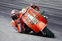 Préparation suspensions retour en configuration sportive