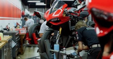 Ducati Services Warm Up 2019