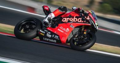 Davies SBK Ducati Portimao