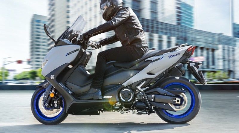 Yamaha TMAX MY 2020