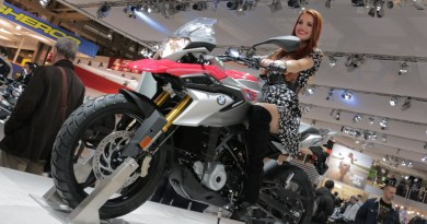 BMW Intermot EICMA