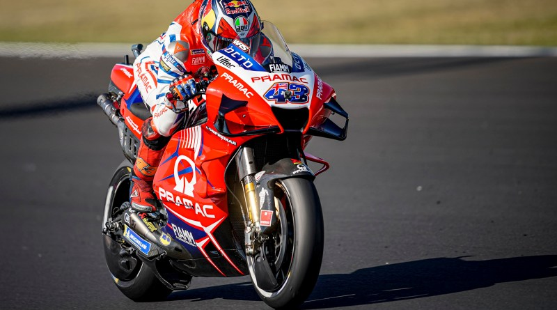 Ducati Pramac MotoGP Miller Bagnaia Misano