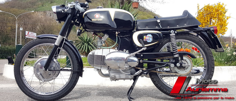 Restauro Motobi Sprite 200