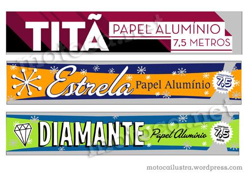 sugestões para embalagem de papel alumínio (set/10)