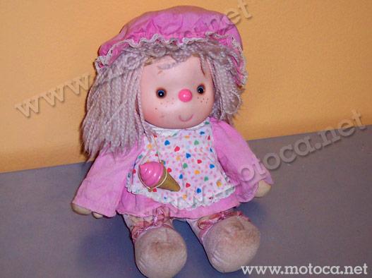 boneca sorvetinho