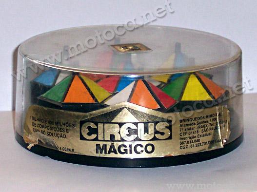 Circus Mágico Mimo 1