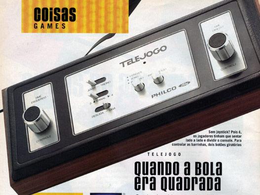 Console Telejogo