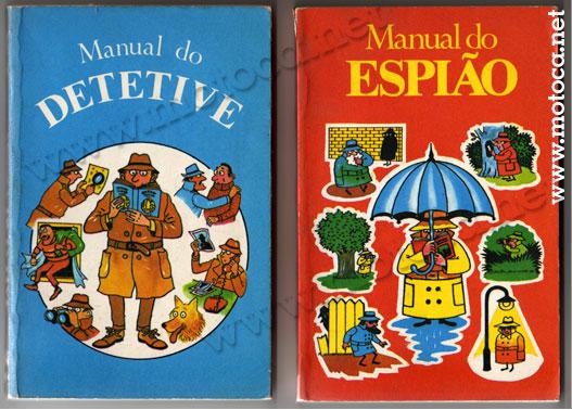 Manual Detetive e Espião