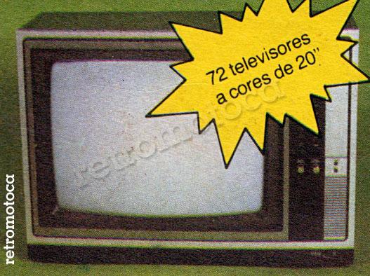 tv anos 80