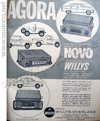 anuncio studio willys