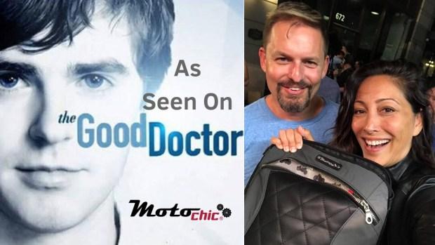 the good doctor lauren convertible backpack