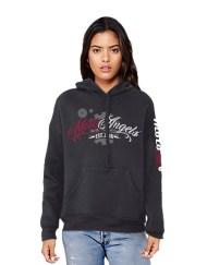 MotoAngels hoodie front