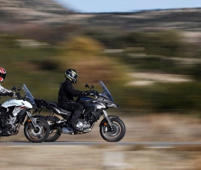 Premium Honda Cb500x Vs Benelli Trk 502 Comparativa Trail Para A2