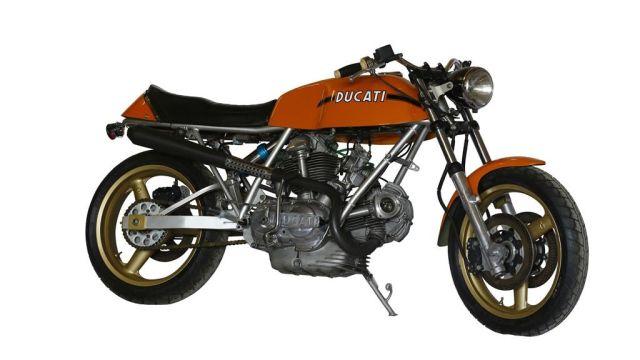 Ducati 750 Caferacer 1974