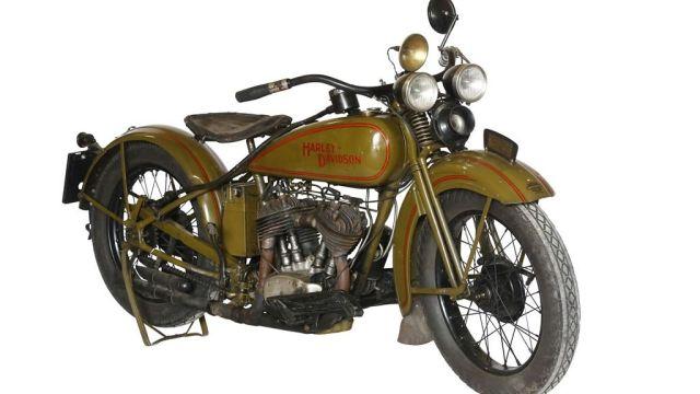 Harley Davidson 29D 1929
