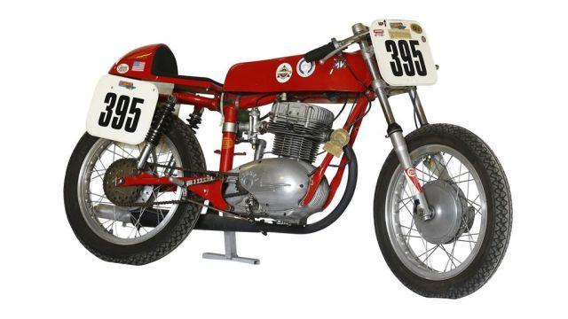MV Agusta Racer 1956