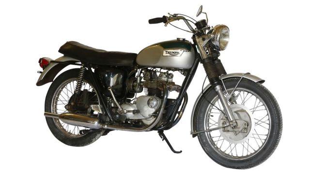 Triumph T100 1969